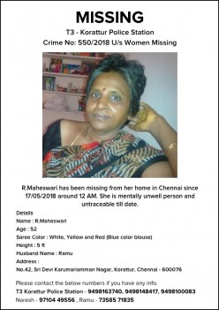 Mother Missing